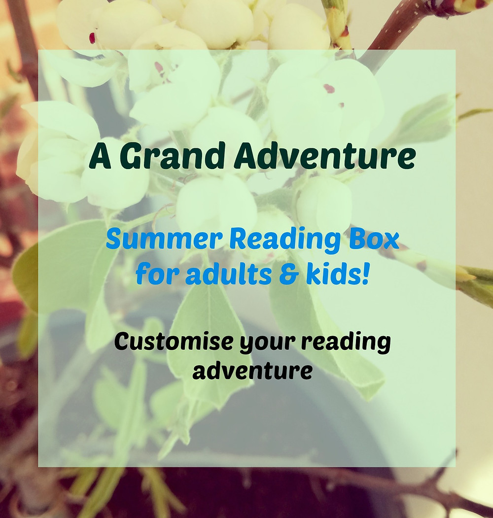 mer Reading - A Grand Adventure
