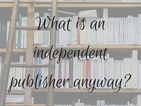 What is an Independent Publisher anyway?