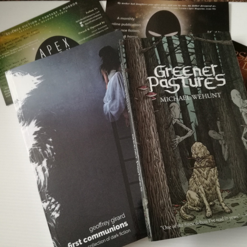 a 2 book bundle from Apex Publications