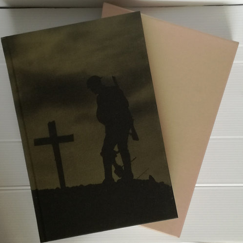 Anthem for Doomed Youth : Poets of the Great War (Folio Society)