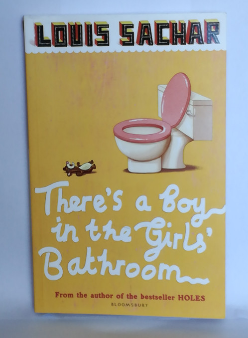 theres a boy in the girls bathroom by louis sachar - Theres A Boy In The Girls Bathroom