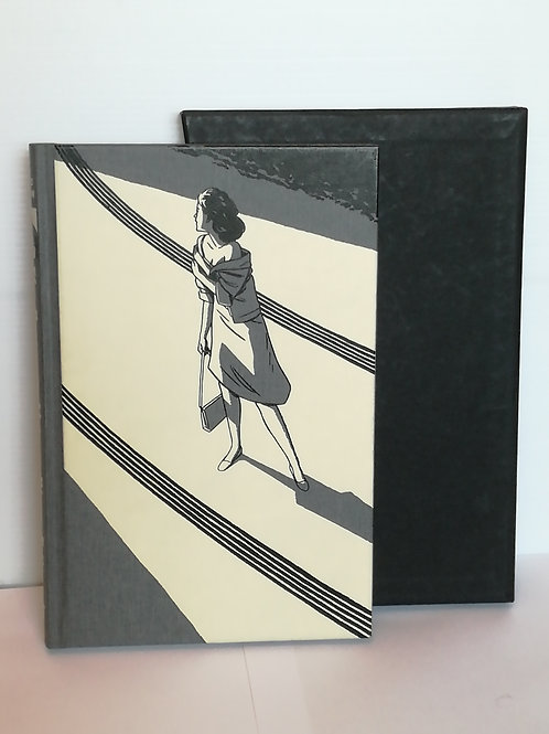 The Postman Always Rings Twice by James M. Cain (Folio Society)
