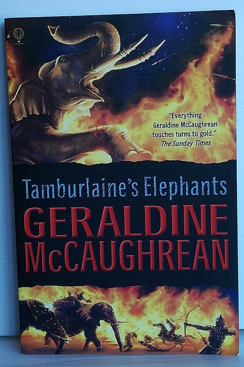 Tamburlaine's Elephants by Geraldine McCaughrean