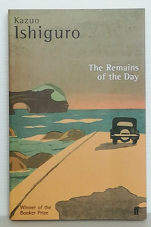 The Remains of the Day by Kazuo Ishiguro