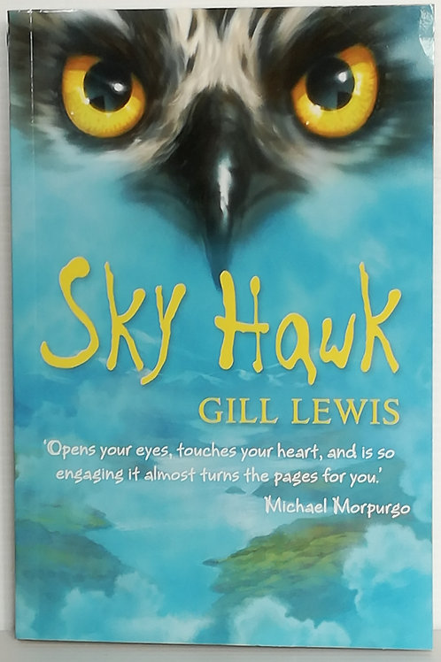 Sky Hawk by Gill Lewis
