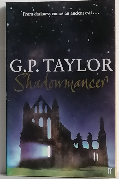 Shadowmancer by G.P Taylor