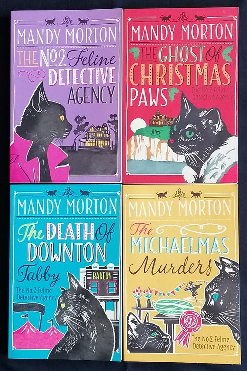 A Collection of Feline Murder Mysteries