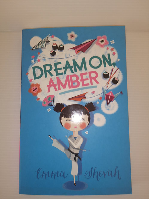 Dream on Amber by Emma Shevah