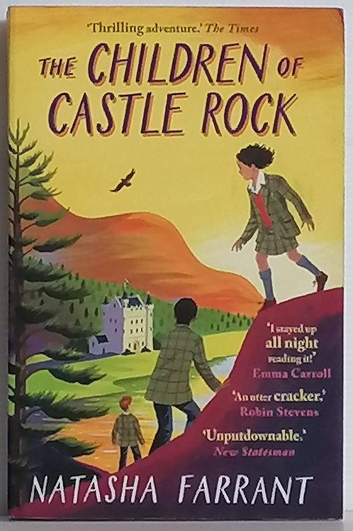 The Children of Castle Rock by Natasha Farrant