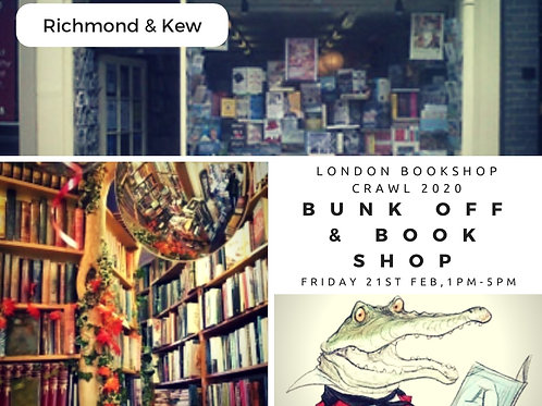 Bunk off and Book Shop
