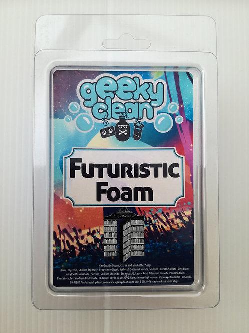 Futuristic Foam Soap