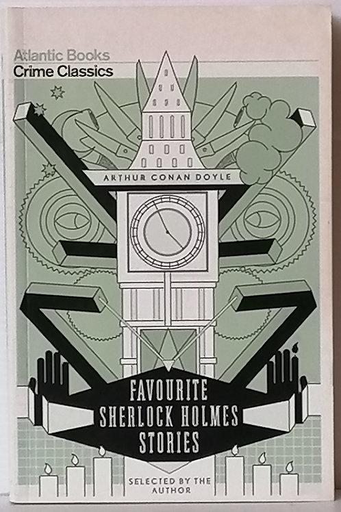 Favourite Sherlock Holmes Stories by Arthur Conan Doyle