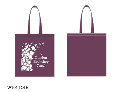 Exclusive 2021 Purple Tote Bag