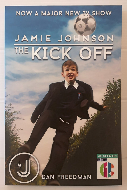 Jamie Johnson - The Kick Off by Dan Freeman