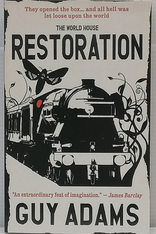 The World House: Restoration by Guy Adams