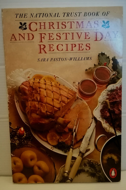 Christmas and Festive Day Recipes by Sara Paston-Williams