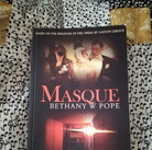 Masque by Bethany Pope