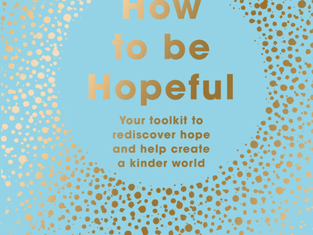 Book Talk: How to be Hopeful by Bernadette Russell (#IndieBookNetwork)