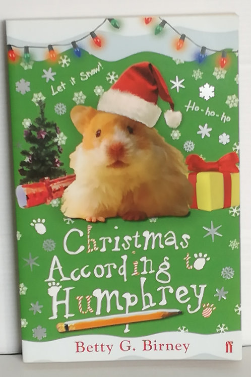 Christmas According to Humphrey by Betty G. Birney