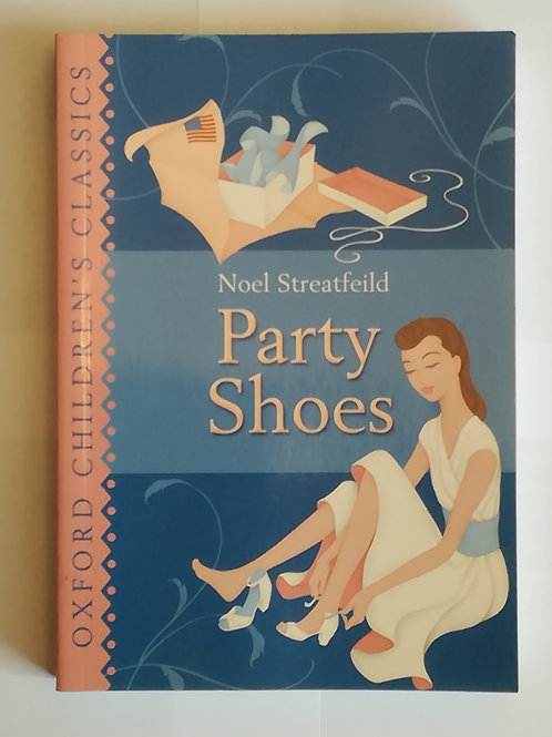 Party Shoes by Noel Streatfield