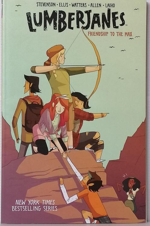 Lumberjanes Volume 2: Friendship to the Max! by Noelle Stevenson