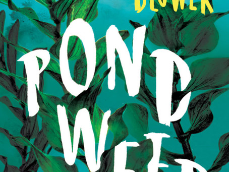 Book Talk: Pondweed by Lisa Blower