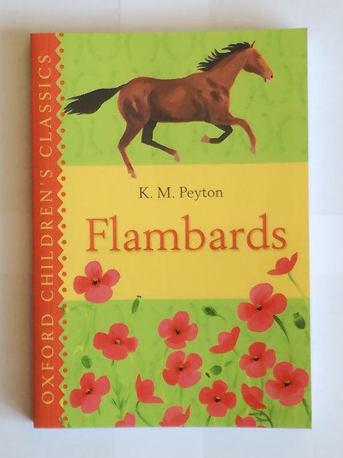 Flambards by K.M Peyton