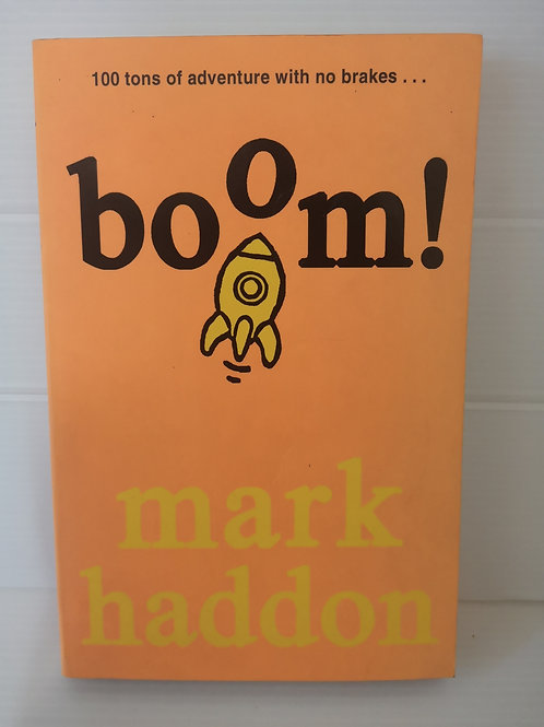 Boom by Mark Haddon