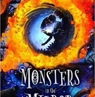 Book Talk: Monsters in the Mirror by A.J Hartley (#IndieBookNetwork)