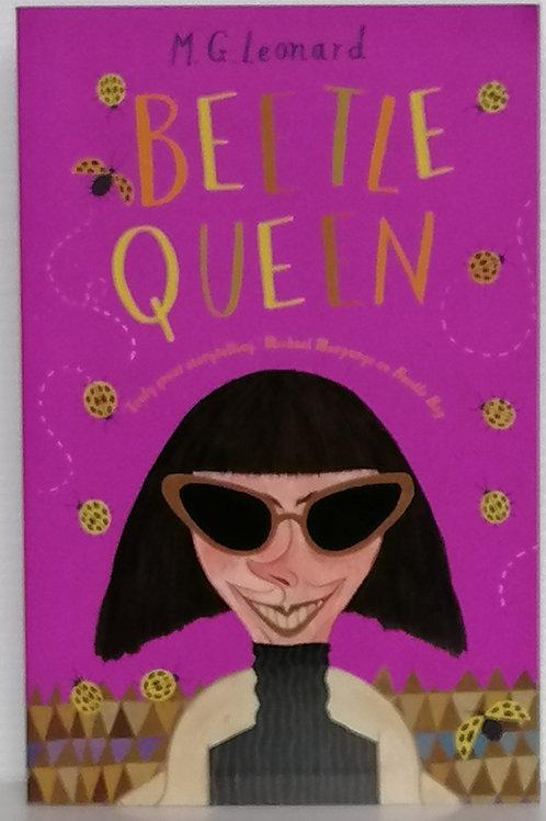 Beetle Queen by M.G Leonard