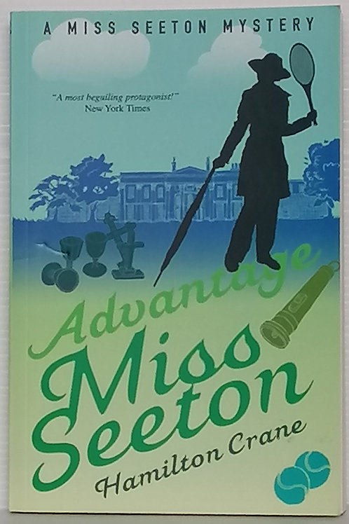 Advantage Miss Seeton by Hamilton Crane & Hampton Charles