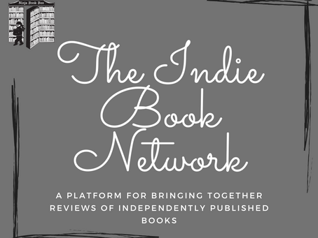 #IndieBookNetwork July Round Up