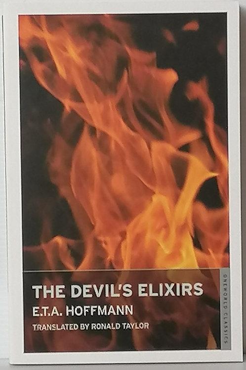 The Devil's Elixirs by ETA Hoffman