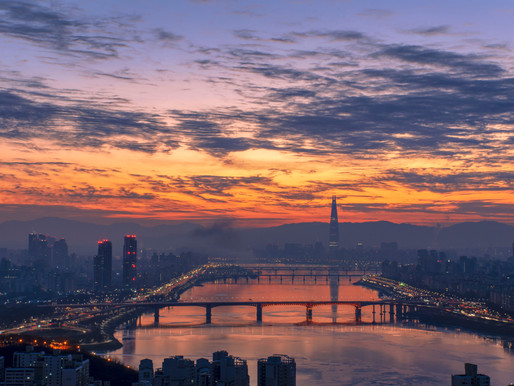 Year in review: Korea's landscapes.
