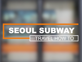 Travel Like a Pro with the Seoul Subway