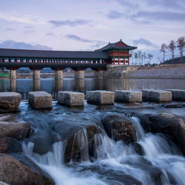 Woljeonggyo Bridge, Gyeongju