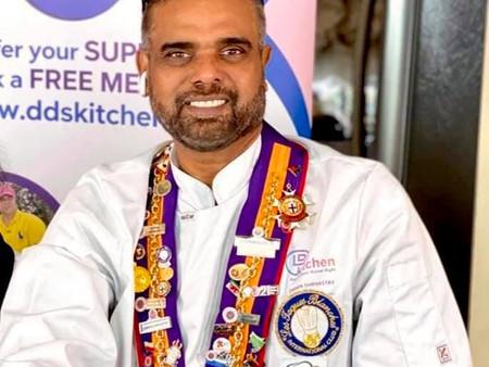 Daman Shrivastav Yarns About New Show 'DDs Kitchen' On Big Brekkie