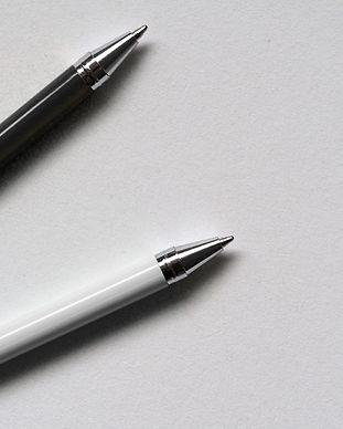 Zwei Stifte
