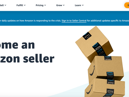 How To Set Up Your Amazon Seller Account: A Step-By-Step Guide