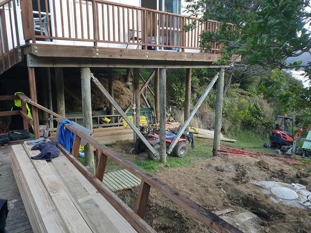 Deck Renovation