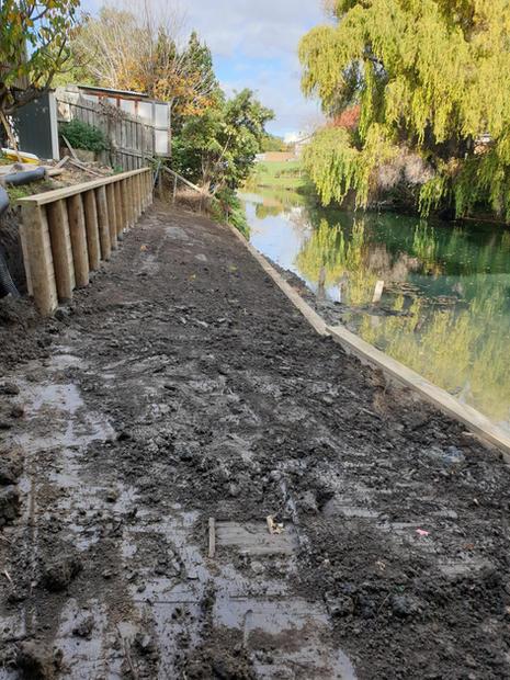 River Retaining