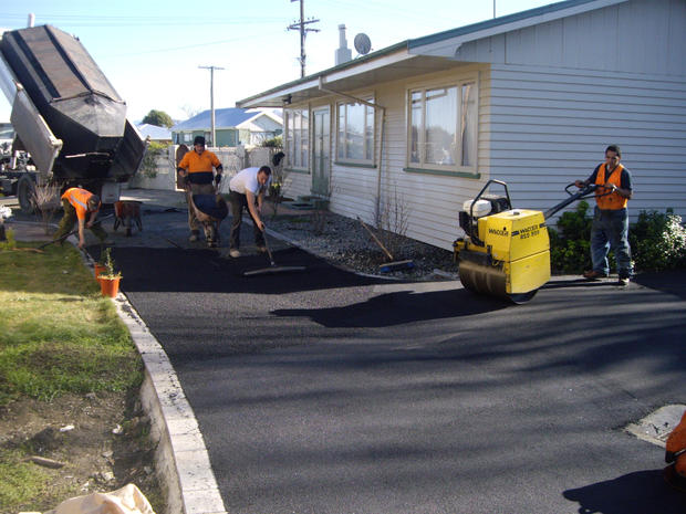 Asphalt Replacement