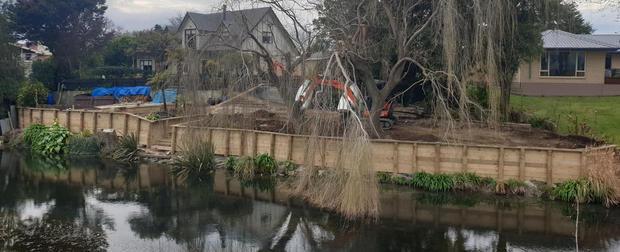 River Edge Retaining