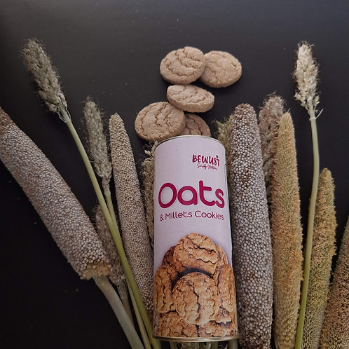 OATS AND MILLET COOKIES
