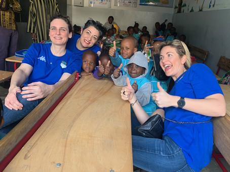 Première action à l'internationale, 100% Rotary Nancy Héré