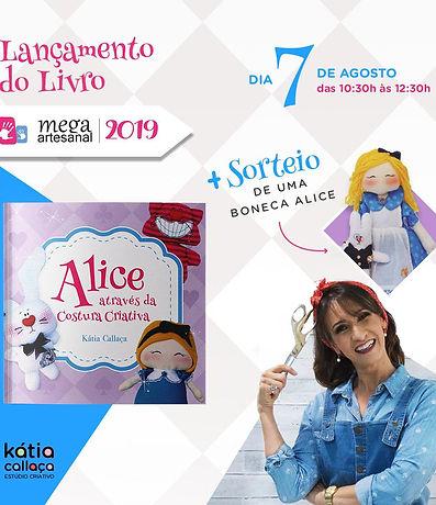 Lançamentos - Livro Katia Callaça