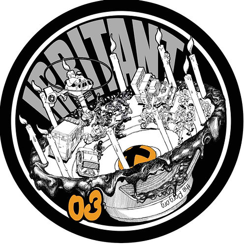 Irritant sounds 03 - Vinyl