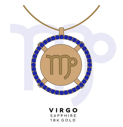 Zodiac Sign Virgo