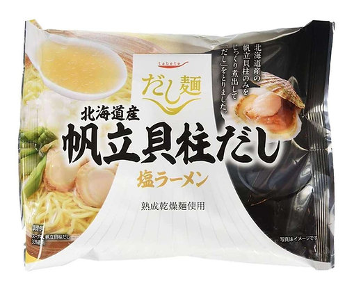 tabete北海道凡立貝柱拉麵 (4包)