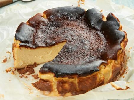 其貌不揚的網紅 - 巴斯克芝士蛋糕,沒想到是仙女們的最愛!